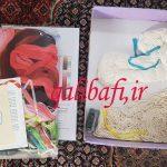 فروش پکیج نخ و نقشه کددار برای بافت قالی زیرانداز و تابلوفرش
