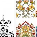 آموزش طراحی فرش با نقوش سنتی