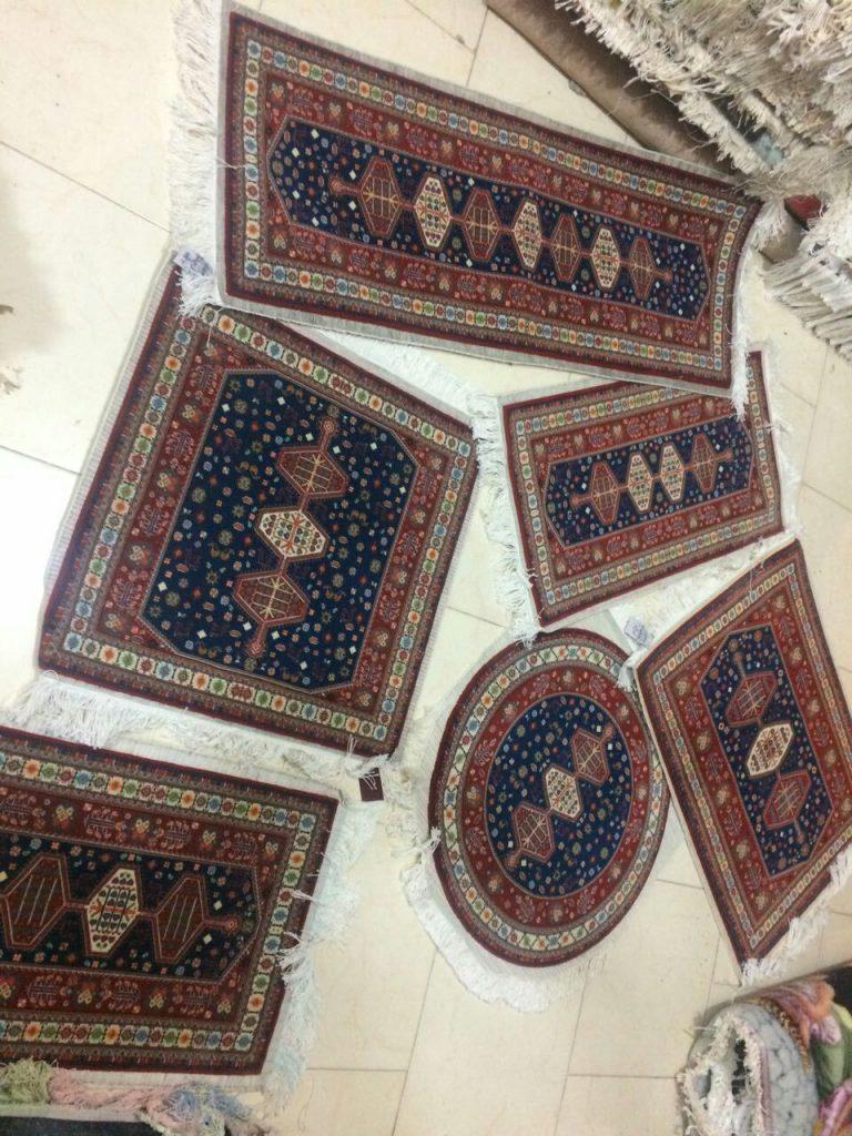نمونه فرش های دست بافت