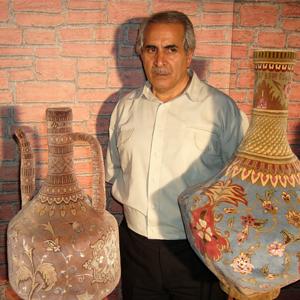 استاد محمد خوبانفر تبریزی، مخترع و بنیانگذار هنر حجم بافی و پیکر بافی در صنعت قالی